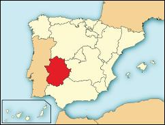 Wandelen, Spanje, Extremadura