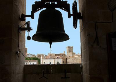 Wandelen in Spanje, Cáceres, klokkentoren