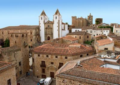 Stadswandeling Cáceres